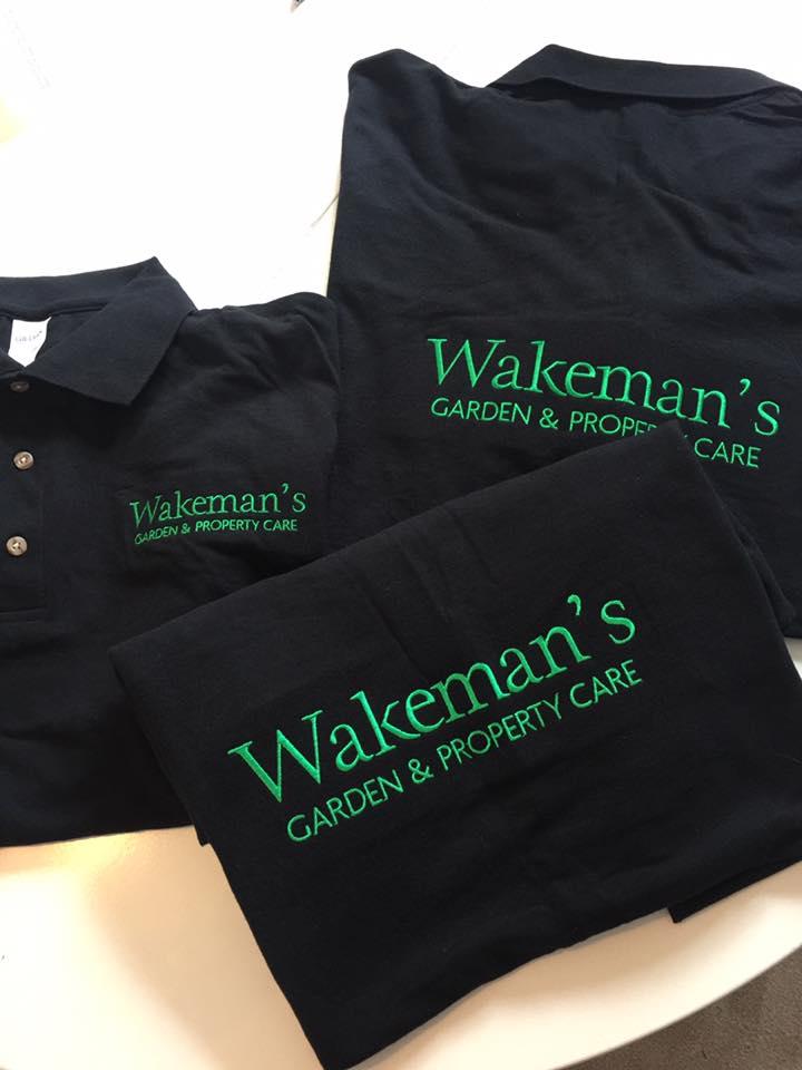 Wakeman's uniform